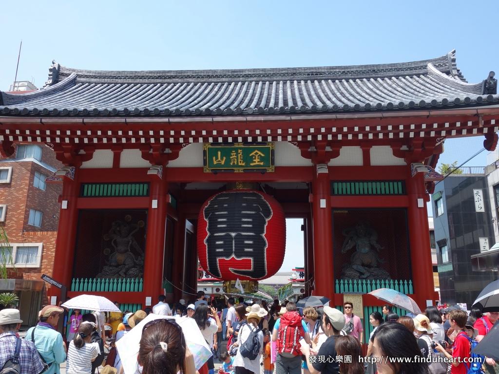 [東京景點] 淺草交通&美食&淺草文化觀光中心